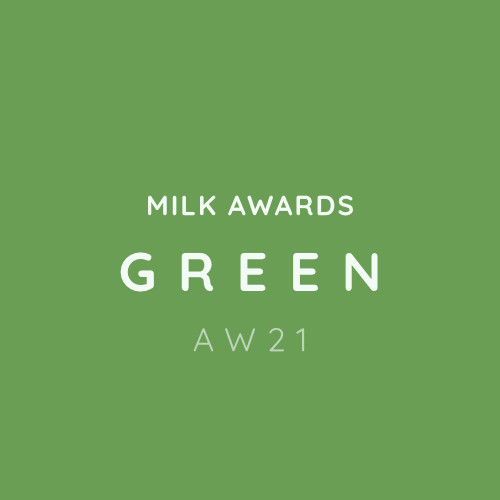 milk award green