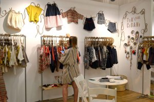 Tia Cibani kids at Playtime New York, summer 2015