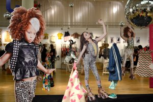 'Let's dance' trend space by Zoe Adlersberg, summer 2015