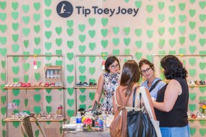Tip Toey Joey at Playtime New York, summer 2018