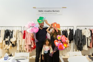 Little Creative Factory at Playtime New York, summer 2018