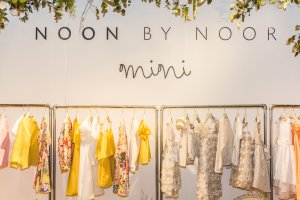 Noon by noor mini at Playtime New York, summer 2018