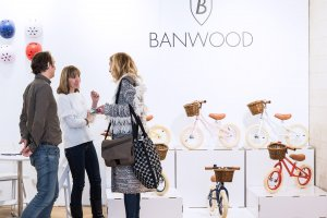 Banwood at Playtime New York, winter 2018