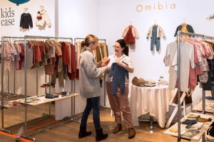Omibia at Playtime New York, winter 2018