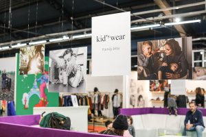 Kid's Wear Magazine photo exhibition at Playtime Paris, winter 2019