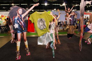 Trend Space 'Let's dance' by Zoe Adlesberg, summer 2015
