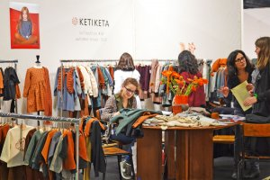 Ketiketa at Playtime Paris, winter 2016
