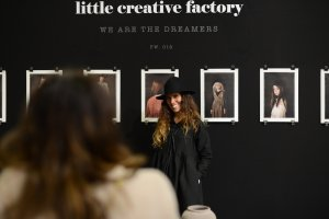 little creative factory at Playtime Paris, winter 2017