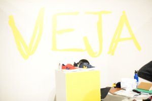 veja at Playtime Paris, winter 2017