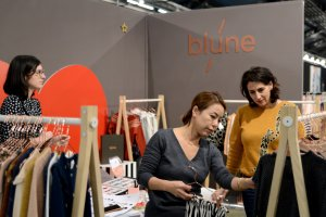 Blune Paris at Playtime Paris, winter 2018