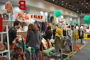 Oilily at Playtime Tokyo, winter 2016