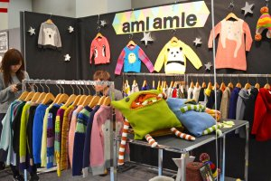 Ami Amie at Playtime Tokyo, winter 2016