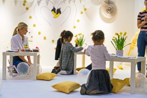 Small is more Atelier at Playtime Tokyo, winter 2017